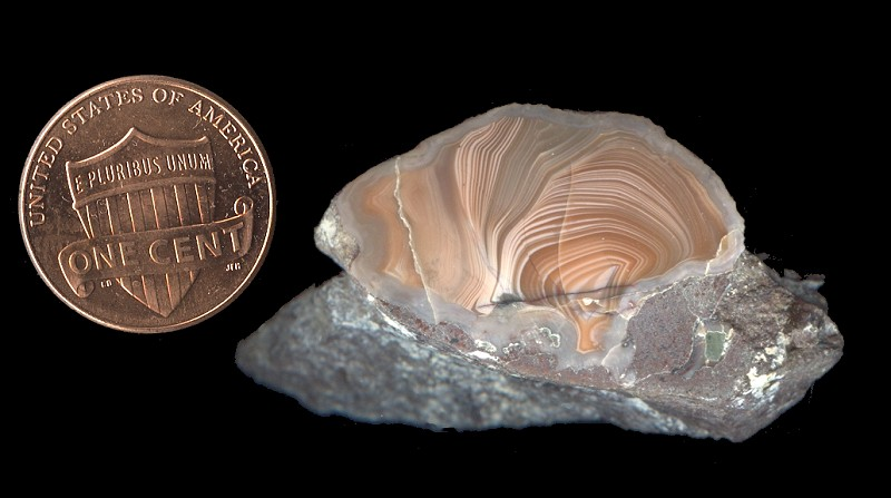 Dwarves Earth Treasures Quot Copper Agates Quot From St Louis