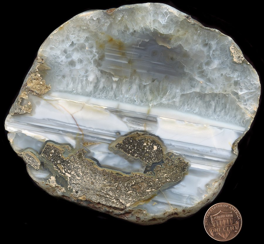 Dwarves Earth Treasures: Agates From New Zealand
