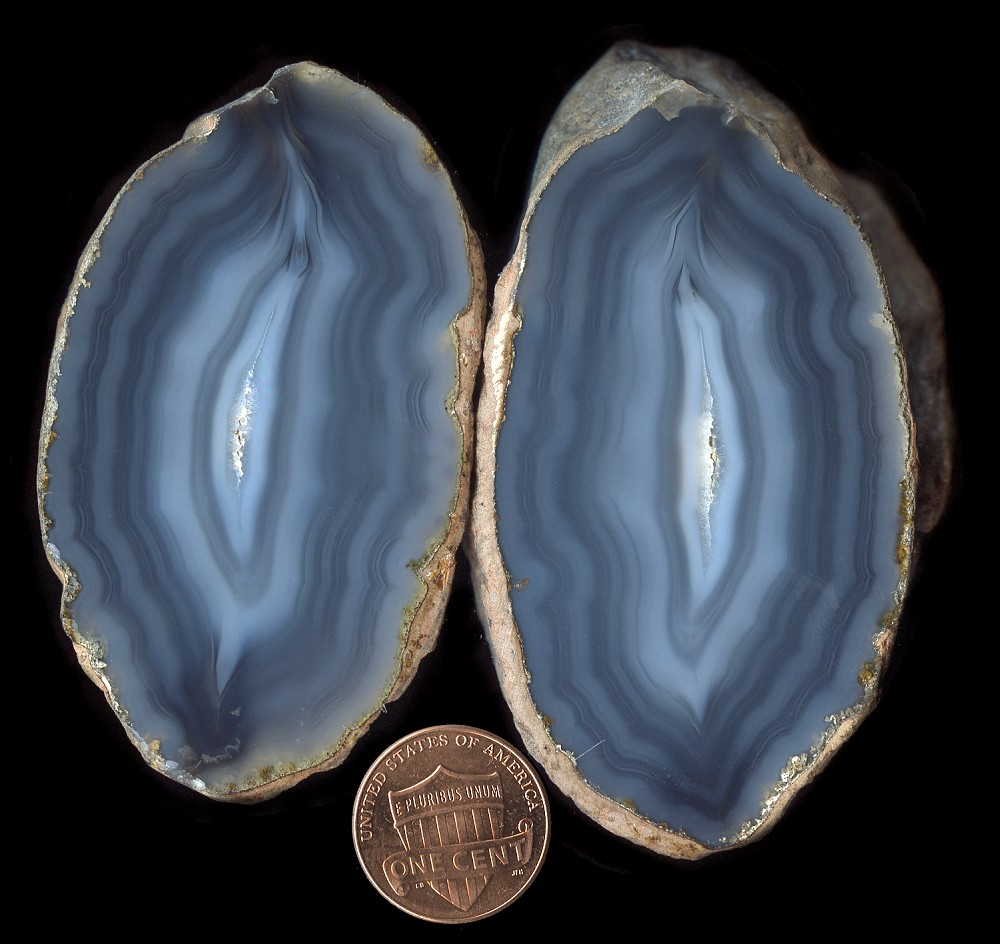 Dwarves Earth Treasures: Balmorhea Agates From Texas