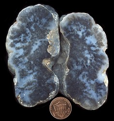 Dwarves Earth Treasures Balmorhea Agates From Texas
